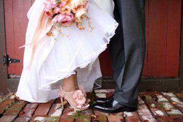 scarpe per il matrimonio