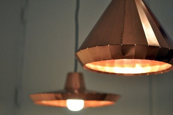 lampadari industriali